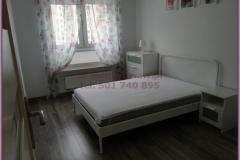 łóżko i szfaki nocne IKEA
