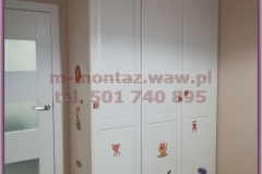 szafa IKEA PAX 150x236x60 drzwi TYSSEDAL.